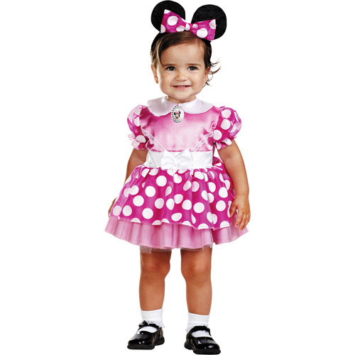 Costum de Minnie Mouse, Foto: walmart.com