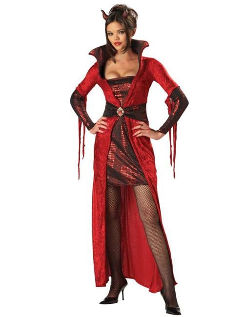 Costum de diavolita pentru Halloween, Foto: karneval-megastore.de