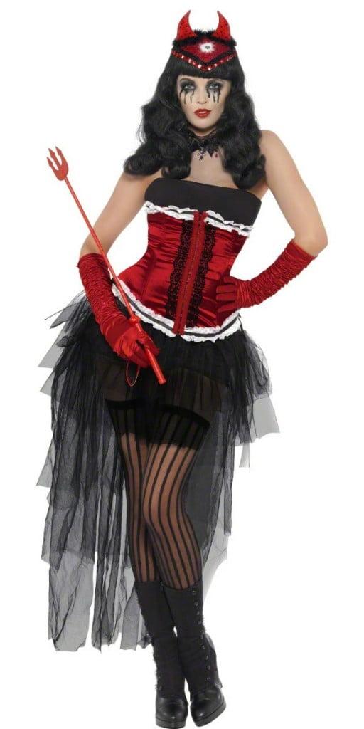 Costum de diva demonica, Foto: desdeguisements.com