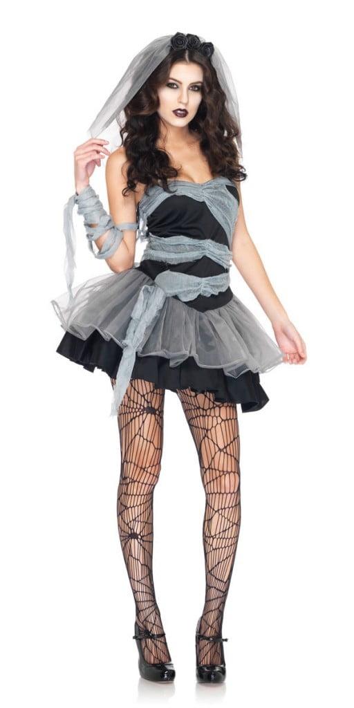 Costum de mireasa vampir, Foto: desdeguisements.com