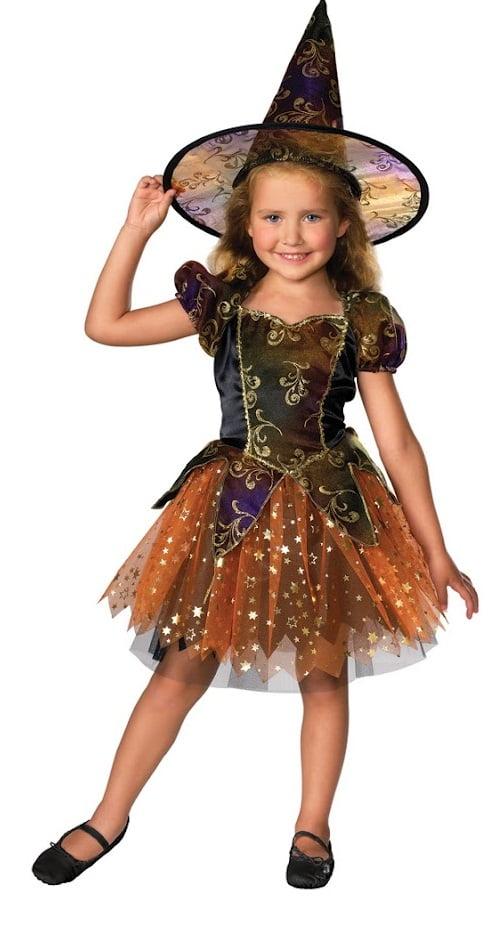 Costum de vrajitoare pentru Halloween, Foto: 2main.info