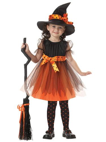 Costum de vrajitoare pentru sarbatoarea de Halloween, Foto: goodhousekeeping.com
