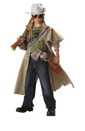 Costum de zombi pentru baieti, Foto: spirithalloween.com