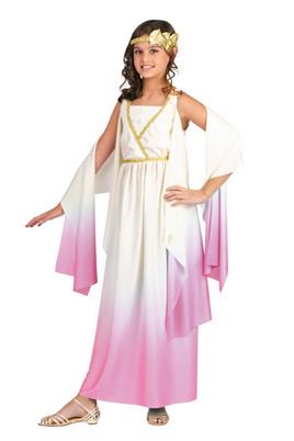 Costum zeita Atena in roz, Foto: spirithalloween.com