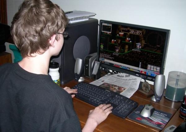 Dependenta de jocuri online