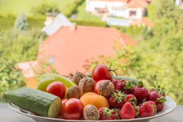 Dieta pe baza de fructe si legume