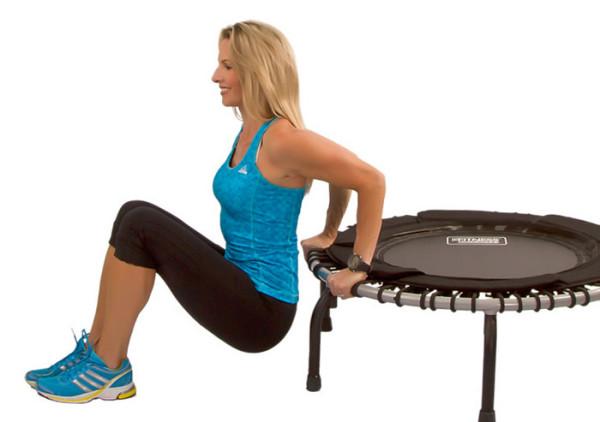 Exercitiu la trambulina, Foto: jumpsportfitness.com