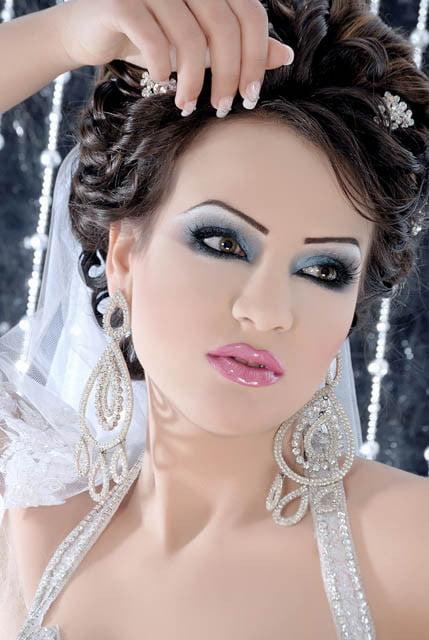 Vezi Cele Mai Frumoase Imagini Cu Machiaje Pentru Nunta In 2013
