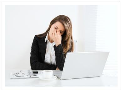 Munca la calculator, Foto: computer-vision-syndrome.org