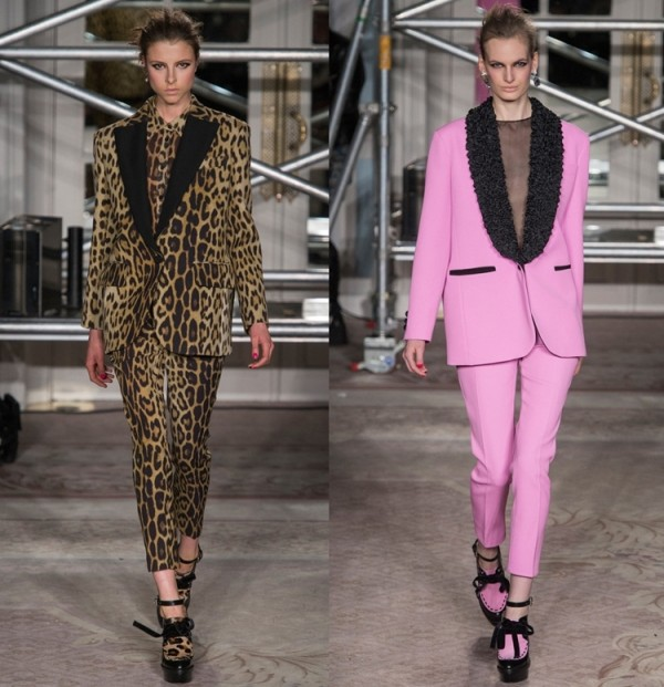 Pantaloni Moschino Cheap&Chic, Foto: gorodmod.com