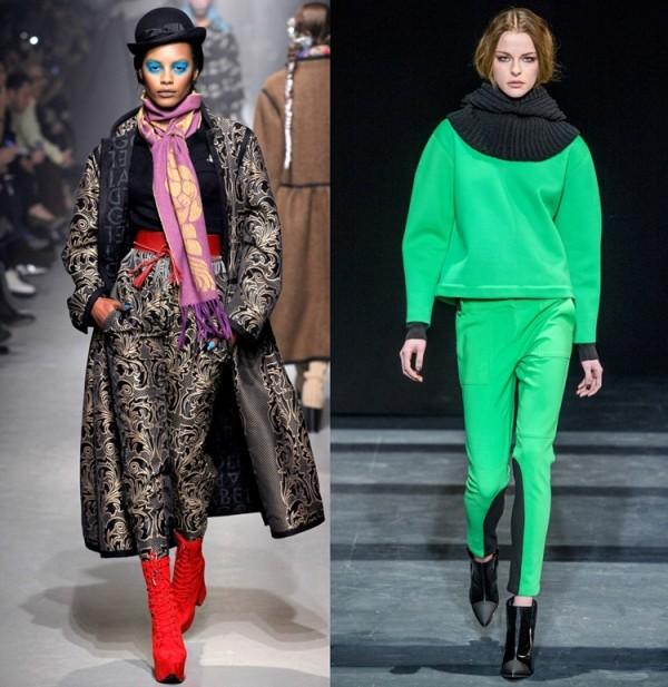 Pantaloni Vivienne Westwood Tibi, Foto: gorodmod.com
