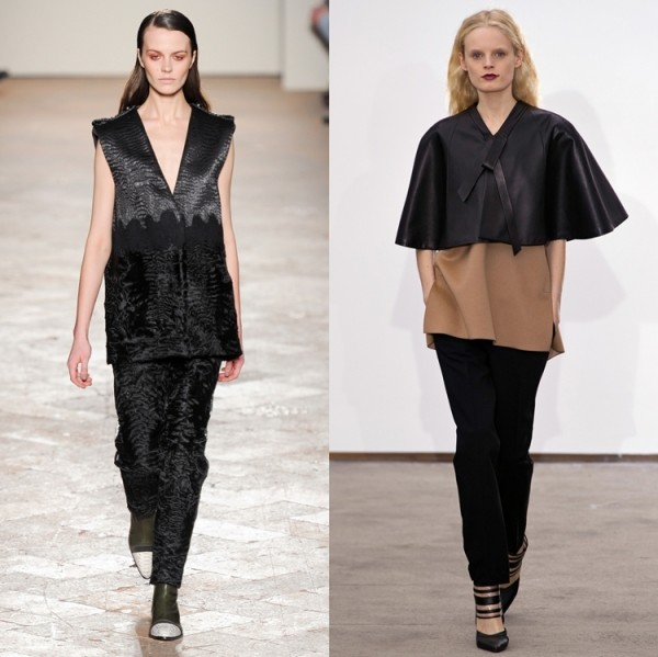 Pantaloni creatie Gabriele Colangelo si Derek Lam, Foto: gorodmod.com