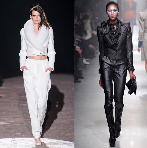 Pantaloni marca Francesco Scognamiglio si Vivienne Westwood, Foto: gorodmod.com