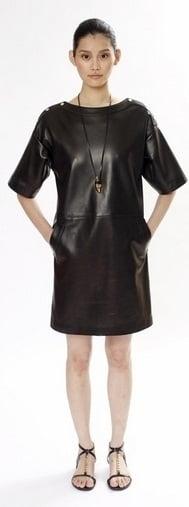 Rochie din piele marca Michael Kors, Foto: gorodmod.com