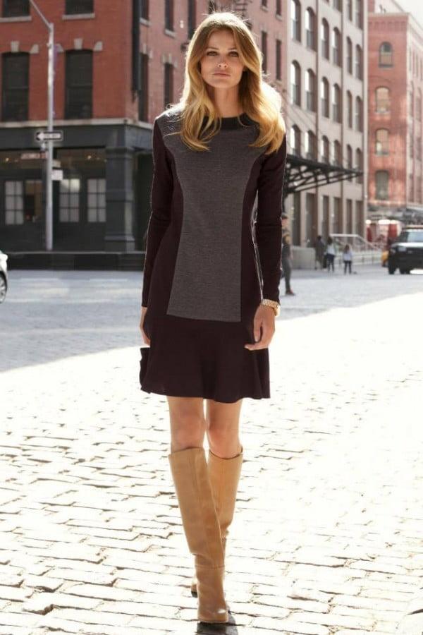 Rochie la moda in toamna anului 2013-2014, Foto: thebestfashionblog.com