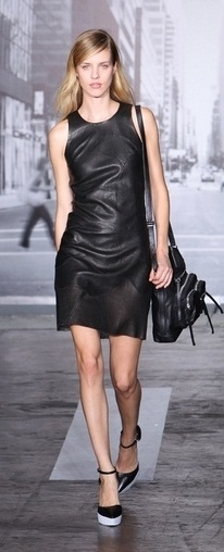 Rochie marca DKNY, Foto: gorodmod.com