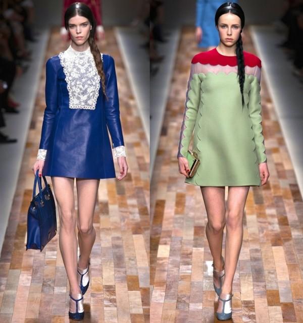 Rochii Valentino, Foto: gorodmod.com