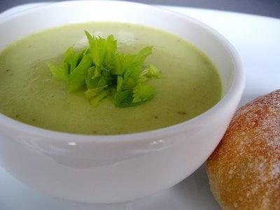 Supă de țelină