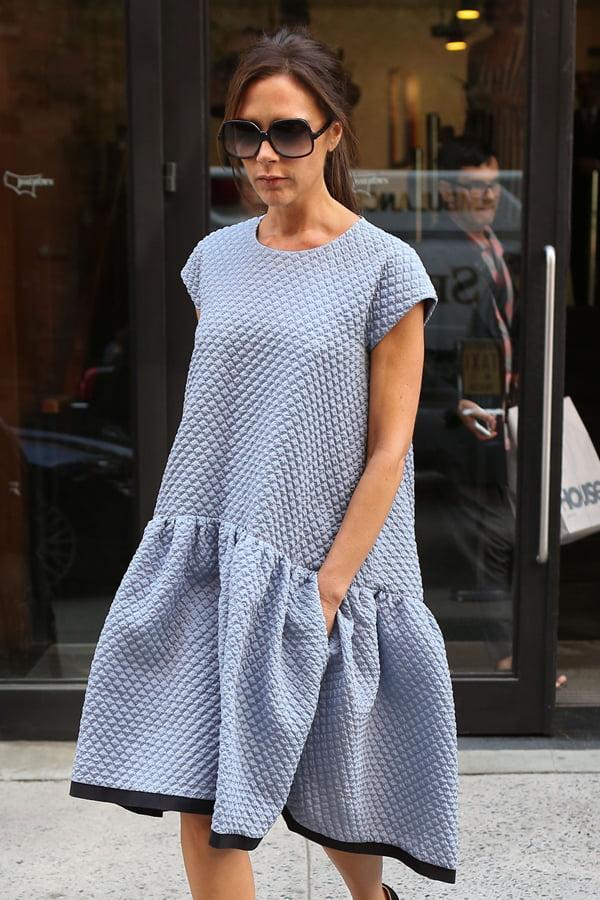 Victoria Beckham in rochie balon, Foto: one.ro
