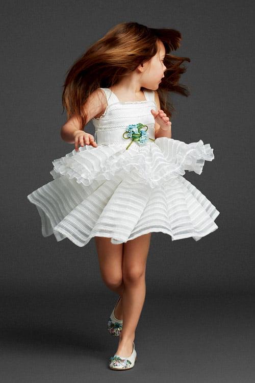 Rochita pentru fetite marca Dolce & Gabbana