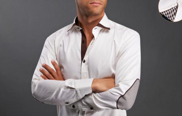 Camasa eleganta pentru barbati, Foto: chemise-homme.com