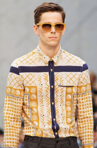 Camasa trendy in 2013, Foto: fashiontrendsomen.blogspot.com