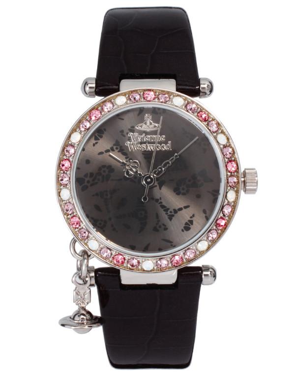Ceas Vivienne Westwood cu diamante, Foto: fashiondivadesign.com