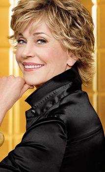 Coafura la Jane Fonda, Foto: modelatucabello.blogspot.ro