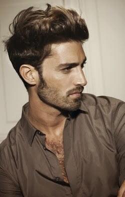 Coafura trendy pentru barbati care vor sa fie la moda, Foto: modelatucabello.blogspot.ro
