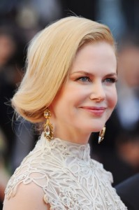 Coafura trendy la Nicole Kidman, Foto: modelatucabello.blogspot.ro