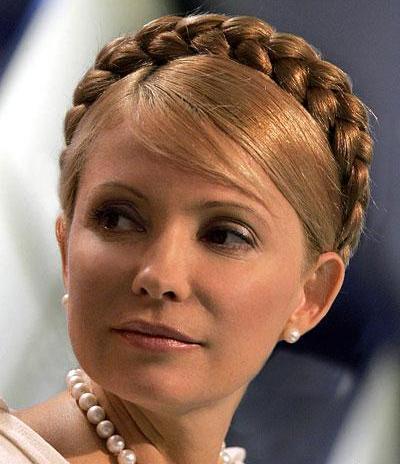 Coafura trendy la moda in Rusia, Foto: womeninukraine.blogspot.com