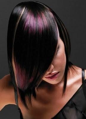 Coafura trendy pentru femei cu parul de lungime medie, Foto: modelatucabello.blogspot.ro