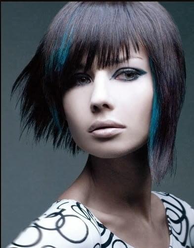 Coafura trendy pentru femei, Foto: modelatucabello.blogspot.ro