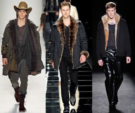 Geci din colectia designerilor de moda Nicholas K, John Richmond, Martin Margiela, Foto: fallwinterfashiontrends.com