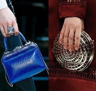 Genti la moda in 2013-2014, colectii Giorgio Armani si Christopher Kane, Foto: fallwinterfashiontrends.com