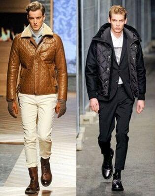 Jachete pentru barbati, colectii ale designerilor Ermenegildo Zegna, Neil Barrett, Foto: fallwinterfashiontrends.com