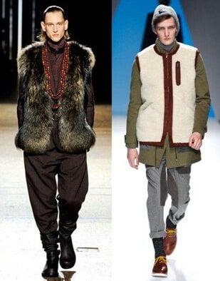 Jachete pentru barbati marca Damir Doma, General Idea, Foto: fallwinterfashiontrends.com