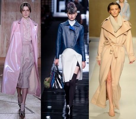 Moda in iarna anului 2013-2014, colectii Rocksanda Illincic, Fendi, Blumarine, Foto: fallwinterfashiontrends.com