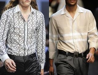 Moda trendy la camasi, Foto: fashiontrendsomen.blogspot.com