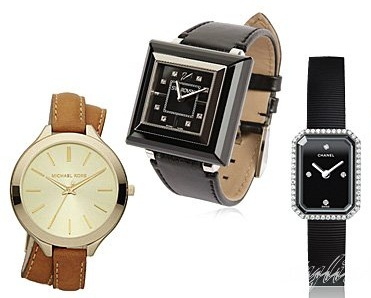 Model de ceas marca Michael Kors, Swarovski, Chanel, Foto: springsummerfashiontrends.blogspot.ro