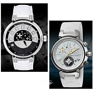 Model de ceas pentru femei marca Adidas, Louis Vuitton, Foto: springsummerfashiontrends.blogspot.ro