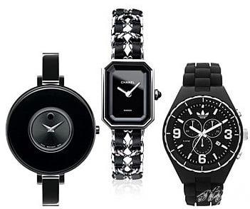 Model de ceas pentru femei marca Movado, Chanel, Adidas, Foto: springsummerfashiontrends.blogspot.ro