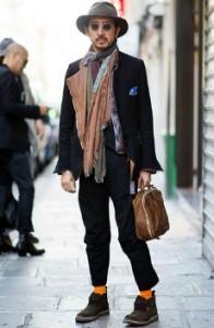 Palarie si tinuta eleganta moderna in 2013, Foto: urbanwearhouse.blogspot.ro