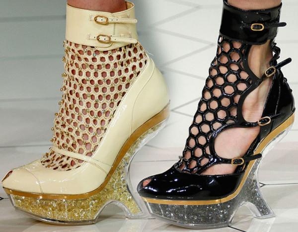 Pantofi marca Alexander McQueen, Foto: shoerazzi.com
