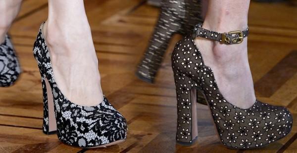 Pantofi marca Vivienne Westwood, Foto: shoerazzi.com