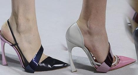 Pantofi pentru femei marca Christian Dior, Foto: shoerazzi.com