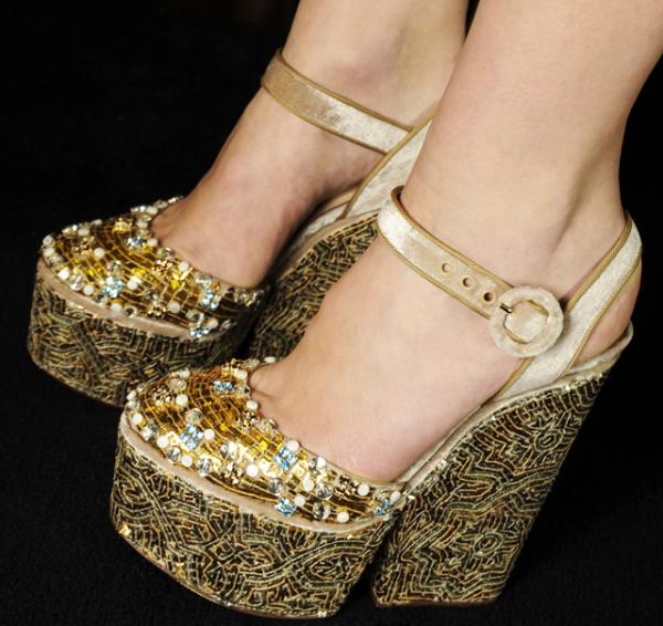 Pantofi trendy in 2013, Foto: pixday.ir