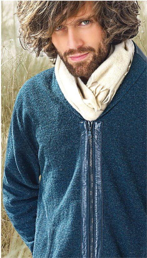 Pulover Bonanza la moda in iarna anului 2013, Foto: he99.blogspot.ro
