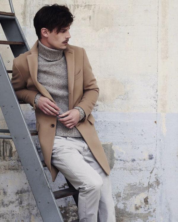 Pulover elegant in stil casual pentru iarna anului 2013-2014, Foto: thebestfashionblog.com