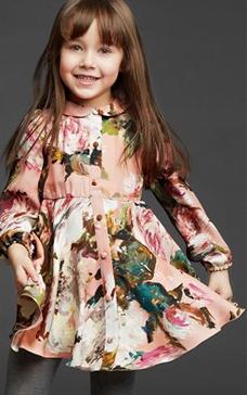 Rochita pentru fetite marca Dolce &Gabbana, Foto: ndh.vn